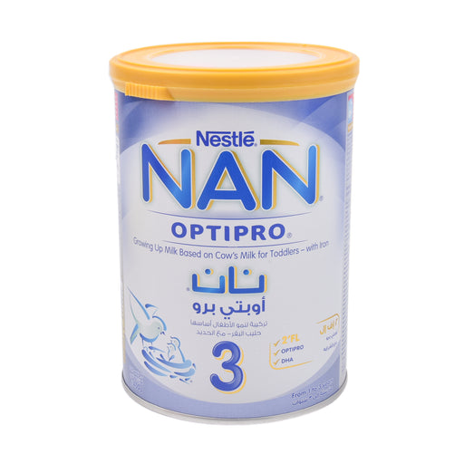Nestle Nan 3 Growing-Up Milk Optipro 400Grm