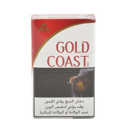 Coast Cigarette Red 20'S