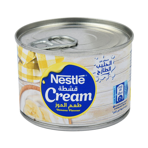 Nestle Nestle Cream Banana 170gm