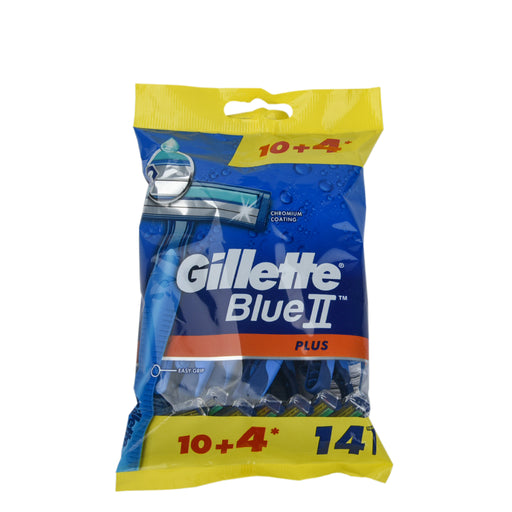 GILLET Blue Ii Disp. Plus {10+4}