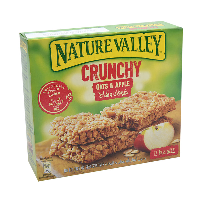 Nature Valley Crunchy Granola Bars Apple Crunch 42Grm