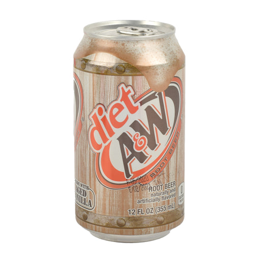 A & W Root Beer - Diet 12Oz