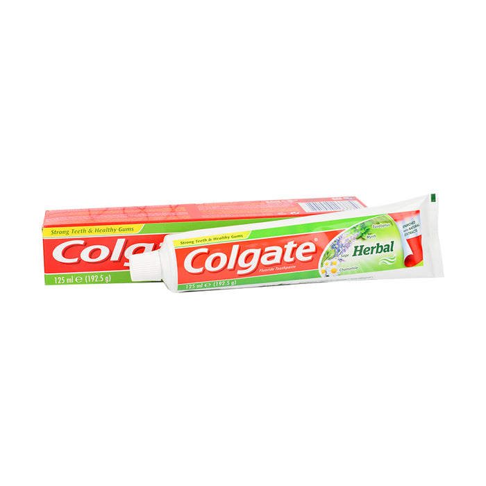 Colgate Tooth Paste Herbal 125 Ml