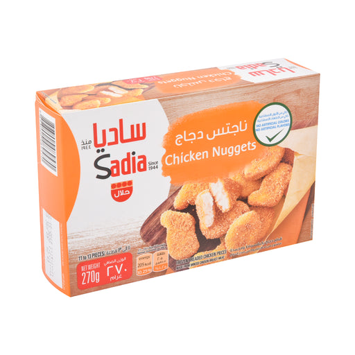 Sadia Chicken Nuggets Traditional 270gm