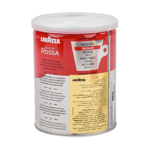 Lavazza Coffee Rossa Roasted Ground Coffee 250Grm