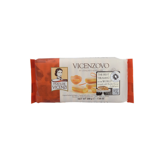 Vicenzi Long Finger Biscuits 200Grm
