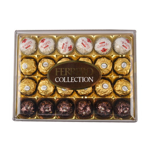 Ferrero Rocher Chocolate T-24 Collection 259g