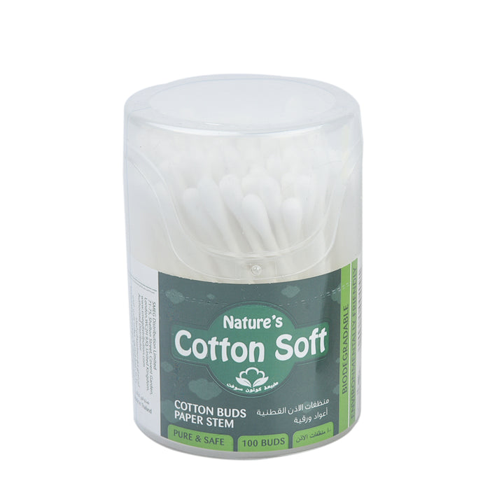 Nature'S Cotton Soft Buds 100''S