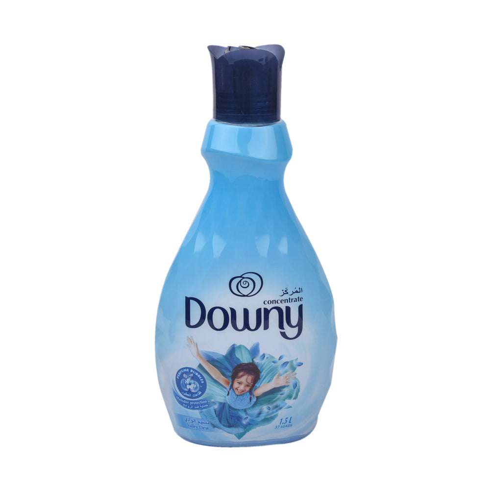 Downy Fabric Softener Concentrated. Valley Dew 1.5L