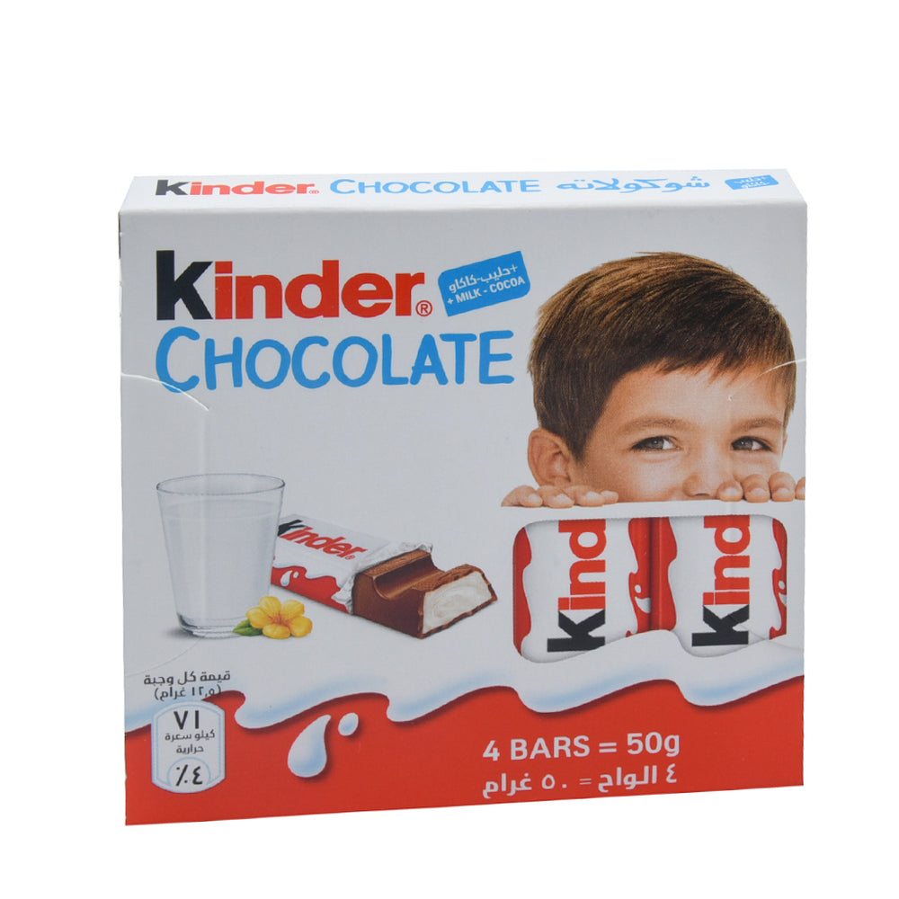Ferrero Kinder Chocolate T-4 50g