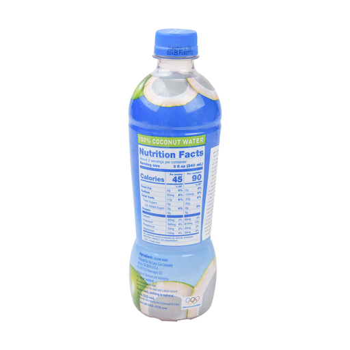 Zico Natural 100% Coconut Water 500 Ml