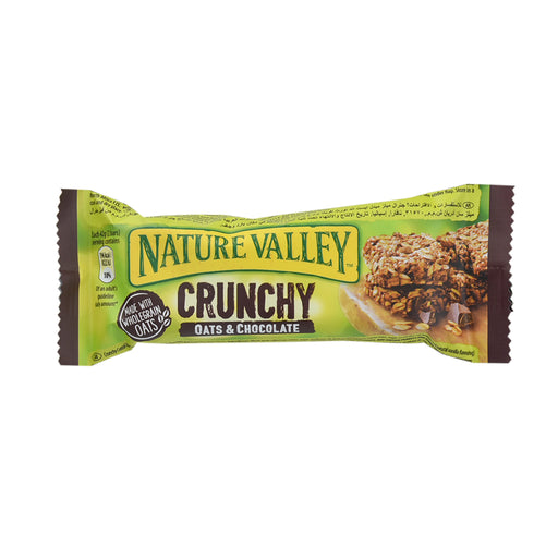 Nature Valley Crunchy Bars Oats & Choco 42Grm
