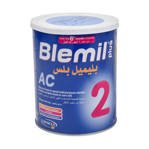Blemil Plus 2 AC Follow on Formulation Milk 400gm