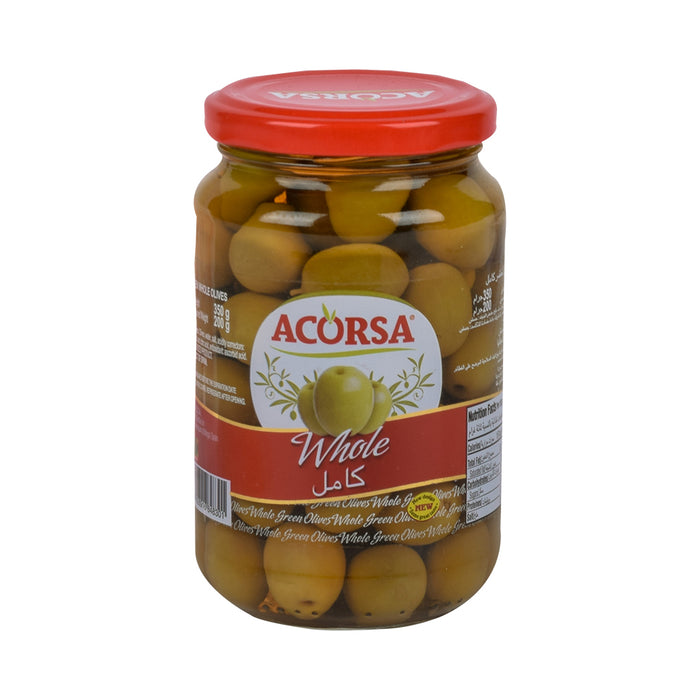 Acorsa Green Olives 350grm