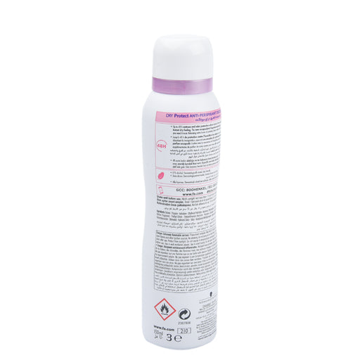 Fa Deo Spray Dry Protect Cotton Mist 150 Ml