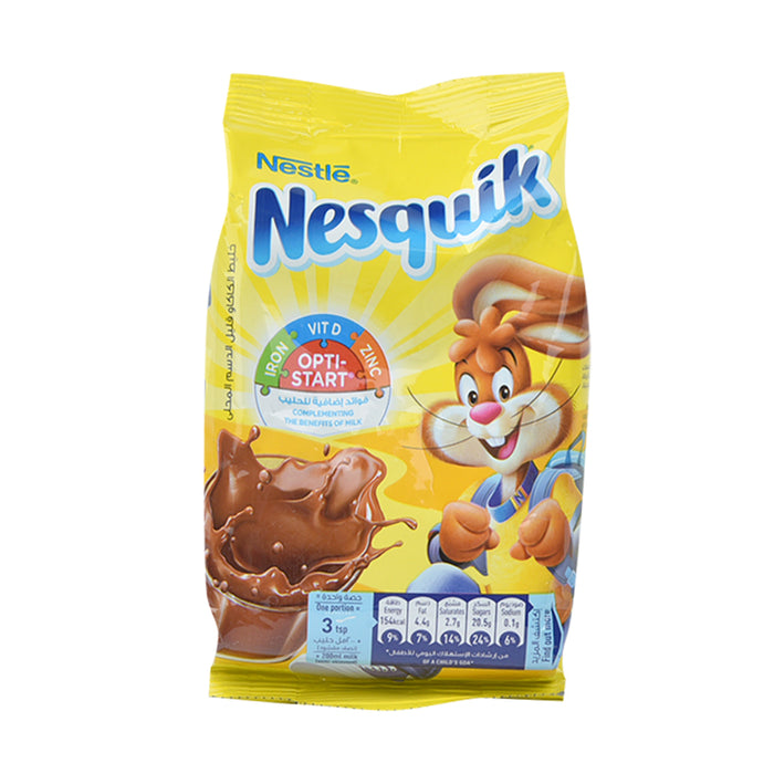 Nestle Nesquick Sweetened Cocoa Powder 200gm