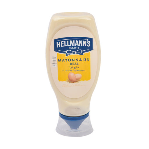Hellmann Mayonnaise Real Egg 395gm