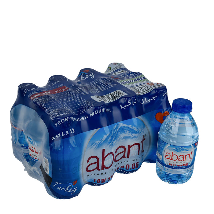 ABANT Mineral Water {Pet Botl} 330Ml