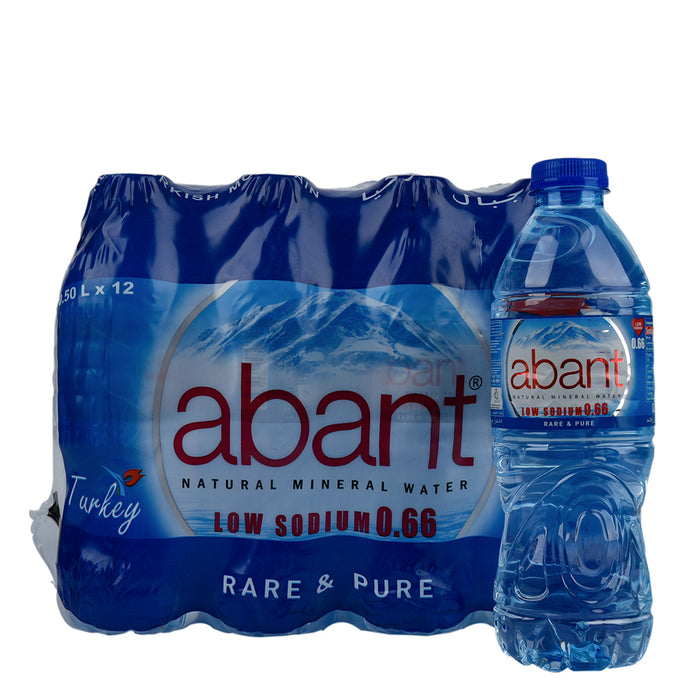 ABANT Mineral Water {Pet Botl} 500Ml