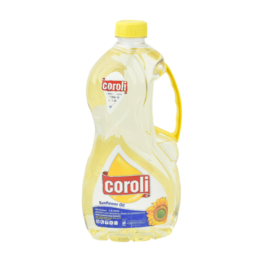 Coroli Sunflower Oil 1.8Ltr