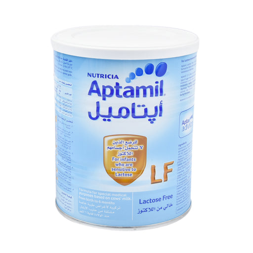 Aptamil Infant Milk Lactose Free 400Grm