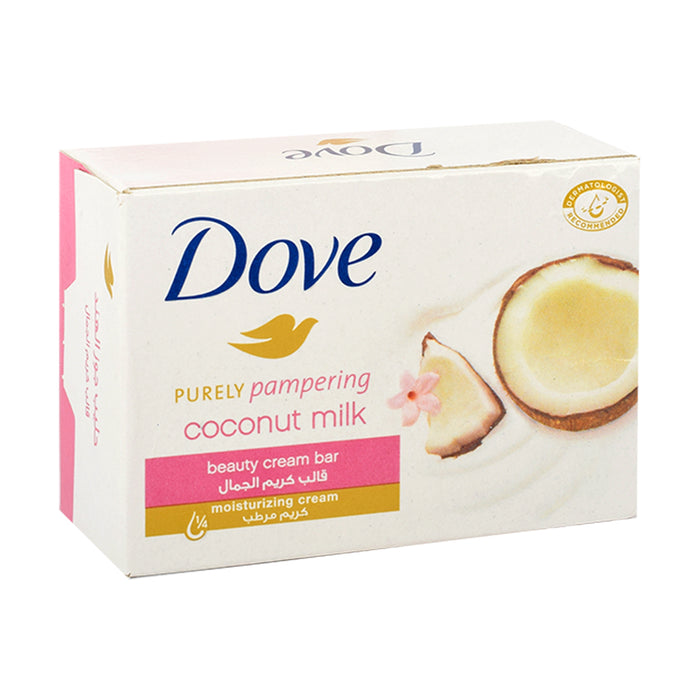 Dove Soap Pure&Pampering With Coconut Milk 135Gm