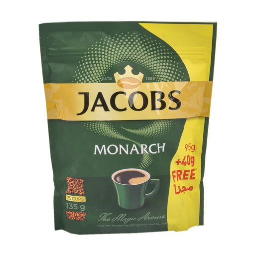 Jacobs Monarch Instant Coffeel 95Gm