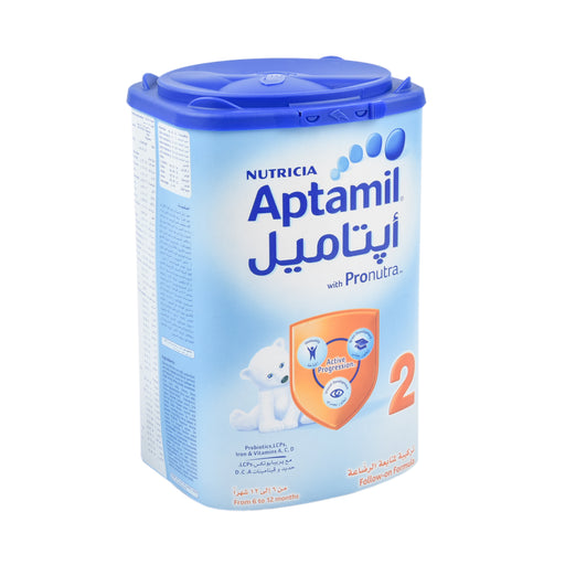 Aptamil Stage 2 Infant Follow On Milk 900Grm