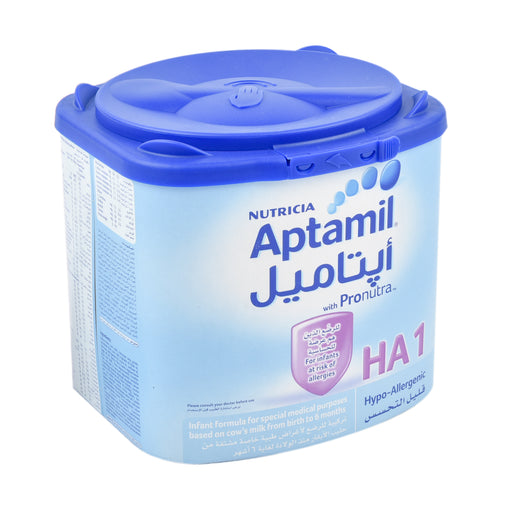 Aptamil Stage 1 Infant Formula Milk Hypo Allengenic 400Grm