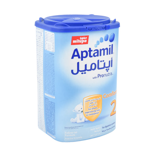 Aptamil Stage 2 Infant Follow On Milk Comfort 900Grm