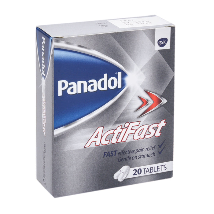 Panadol Tablets Active Fast 20'S