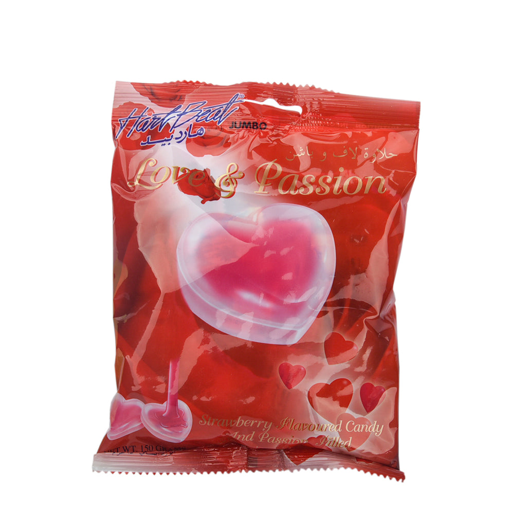 Hartbeat Hertbeat Love Candy Love & Passion 150Grm