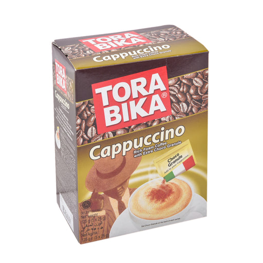 Torabika Cappuccino Coffee With Extra Chocolate 25gm