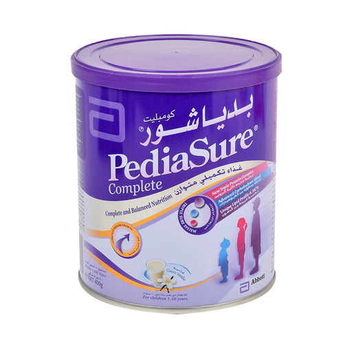 Pediasure Complete Triple Sure Vanilla 400Grm
