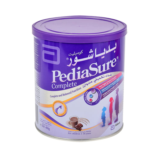 Pediasure Complete Triple Sure Chocolte 400Grm