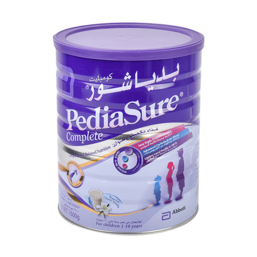Pediasure Complete Baby Milk With Vanilla 106Kg