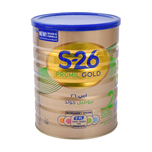 S 26 Promil Gold Stage 2 Follow On Milk 1.6Kg