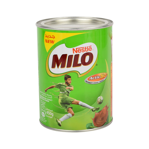 Nestle Milo Malt Extract Drink 450Grm