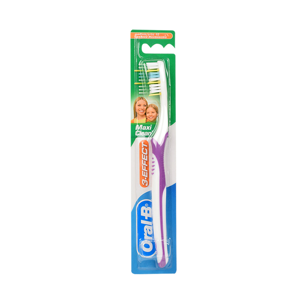 Oral-B Tooth Brush Maxi Clean 3Effect