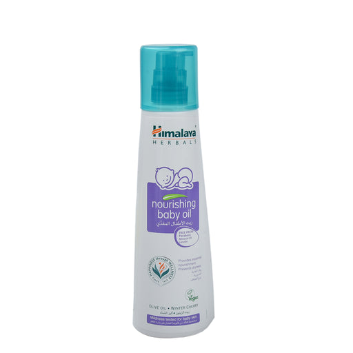 Himalaya Nourishing Baby Oil 300 Ml