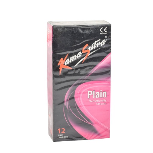 Kamasutra Condoms Plain 12''S