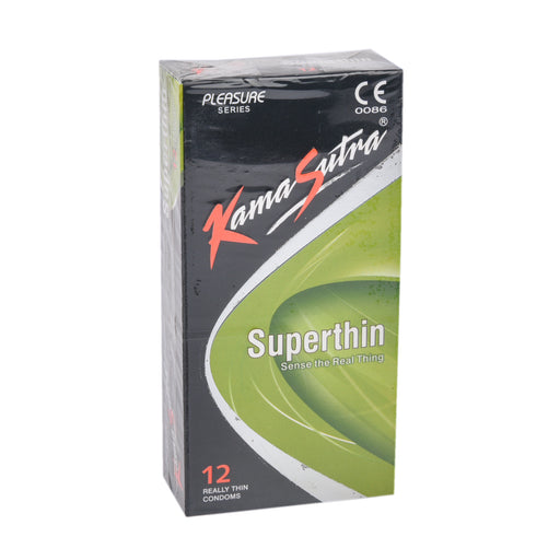 Kamasutr Condoms Superthin 12''S
