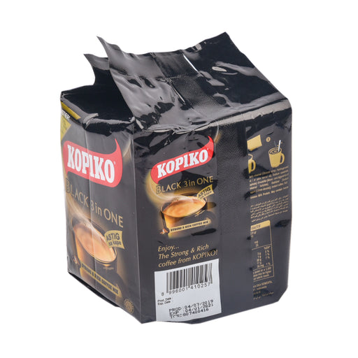 Kopiko Black 3 In 1 Coffee Mix 25grm