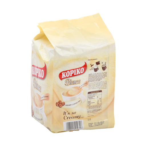 Kopiko Blanca Creamy Coffee Mix 30gm x 10pcs
