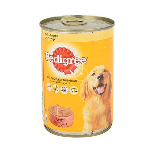 Pedigree Dog Food Chicken 400gm