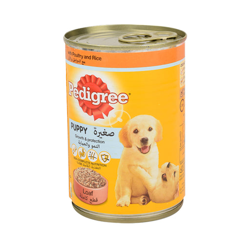 Pedigree Puppy Dog Food 400gm