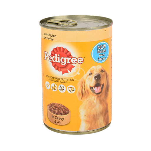 Pedigree Dog Food Chicken Chunks 400gm