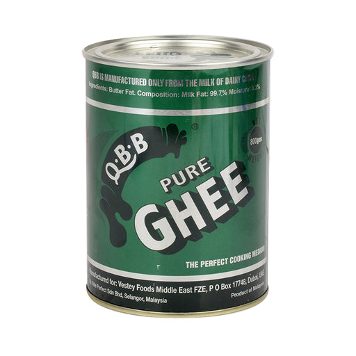 Q B B Pure Butter Ghee 800gm