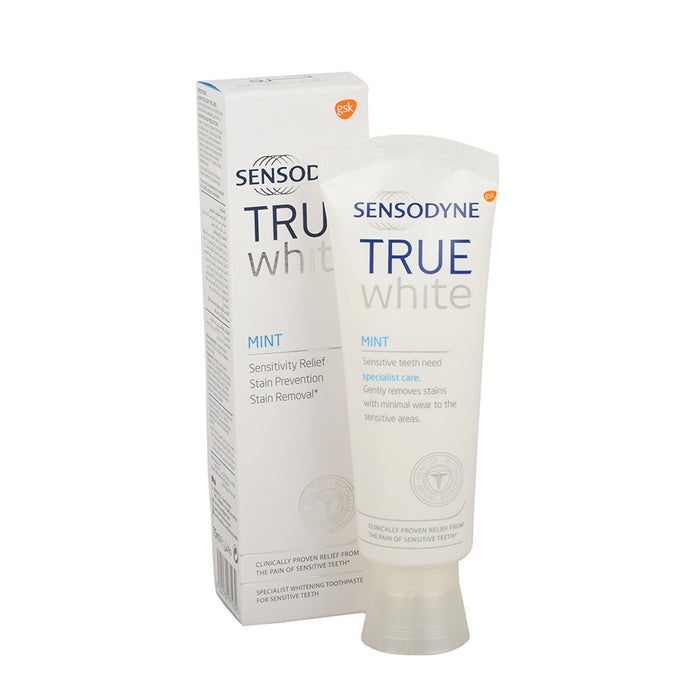 Sensodyn  Tooth.Paste True White With Mint 75Ml