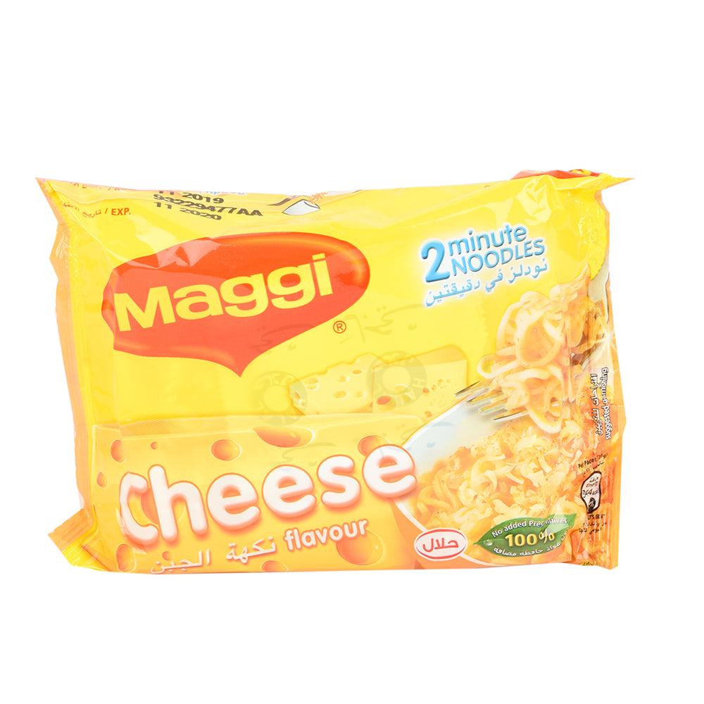 Maggi 2 Minute Noodles Cheese 77gm